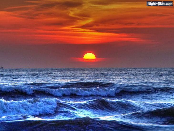 متن غروب ساحل دریا عکس های ساحل و دریا